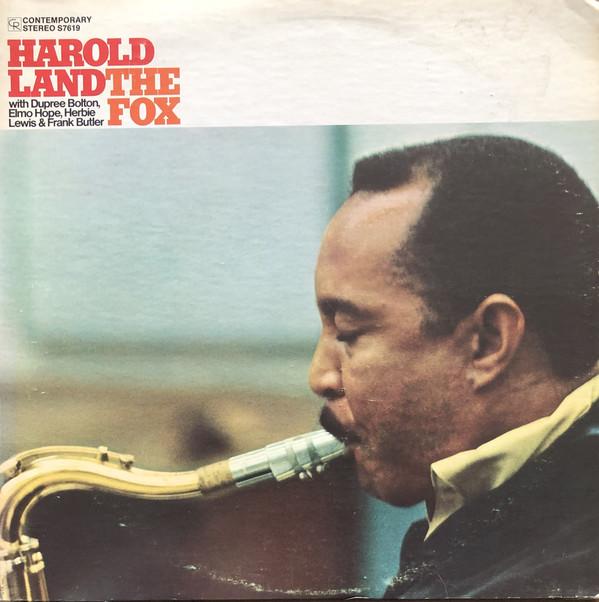 Harold Lamb The Fox Vinyl