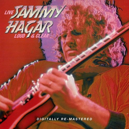 Hagar, Sammy Loud & Clear CD