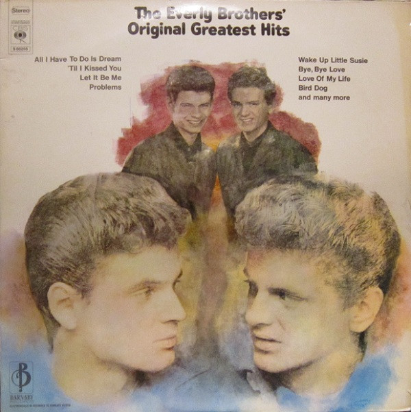 The Everly Brothers Everly Brothers' Original Greatest Hits