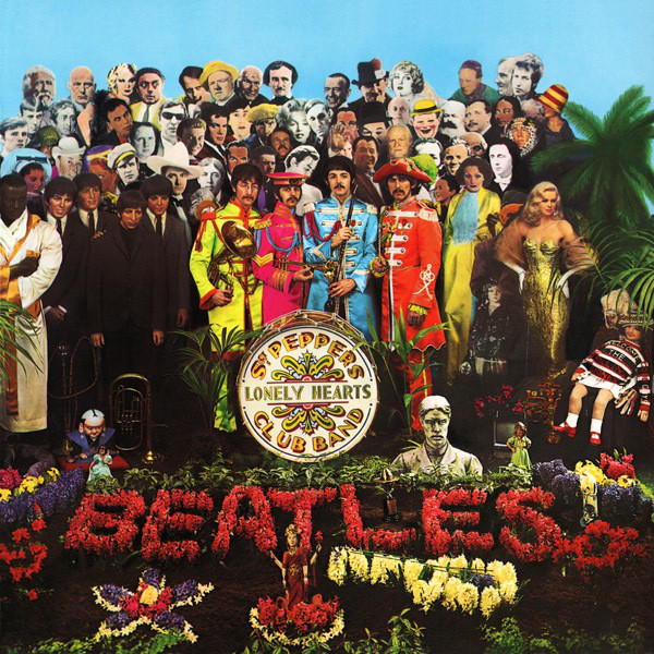 The Beatles  Sgt.Peppers Lonely Hearts Club Band