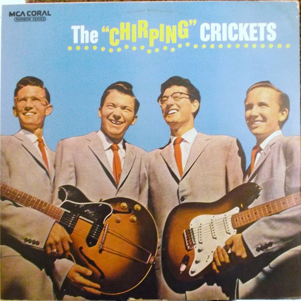 Holly, Buddy & The Crickets The Chirping Crickets
