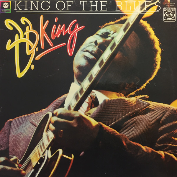 B.B. King King Of The Blues Vinyl