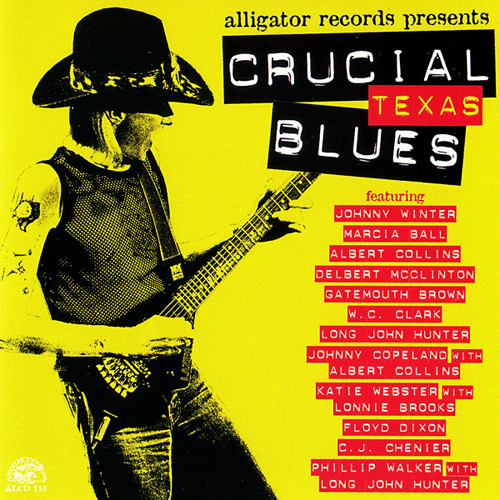 Various Crucial Texas Blues