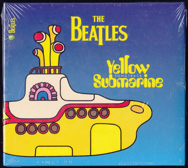 The Beatles Yellow Submarine - Songtrack