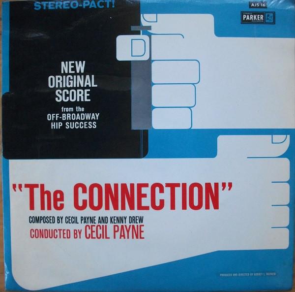 Cecil Payne The Connection Vinyl