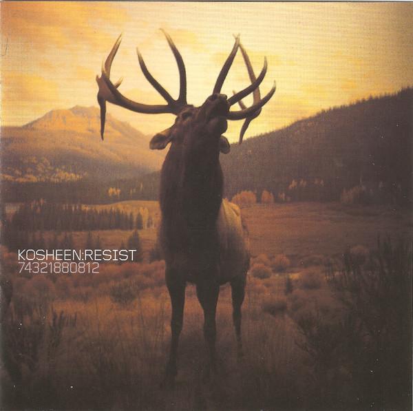 Kosheen Resist Vinyl