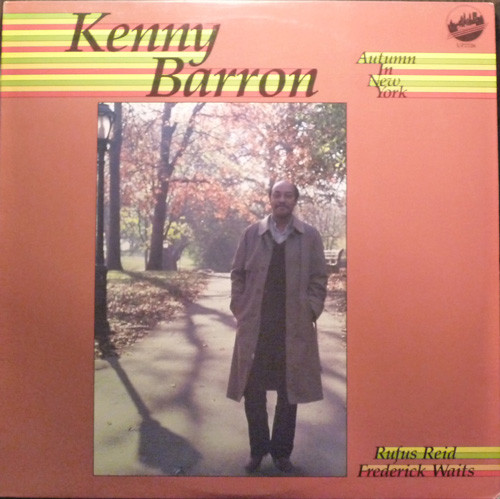 Barron, Kenny Autumn In New York Vinyl