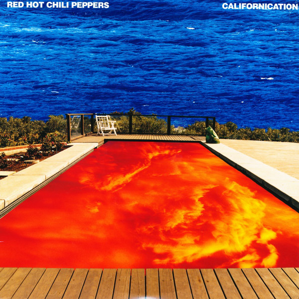 Red Hot Chili Peppers Californication Vinyl