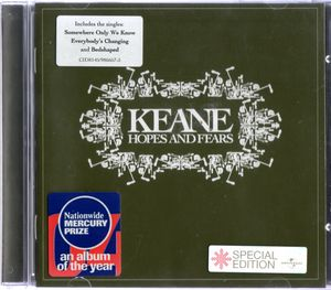 Keane Hopes And Fears