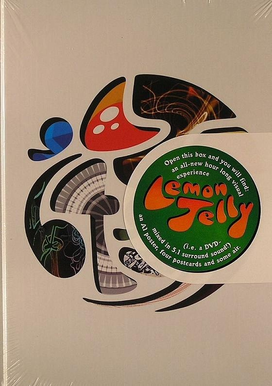Lemon Jelly '64-'95
