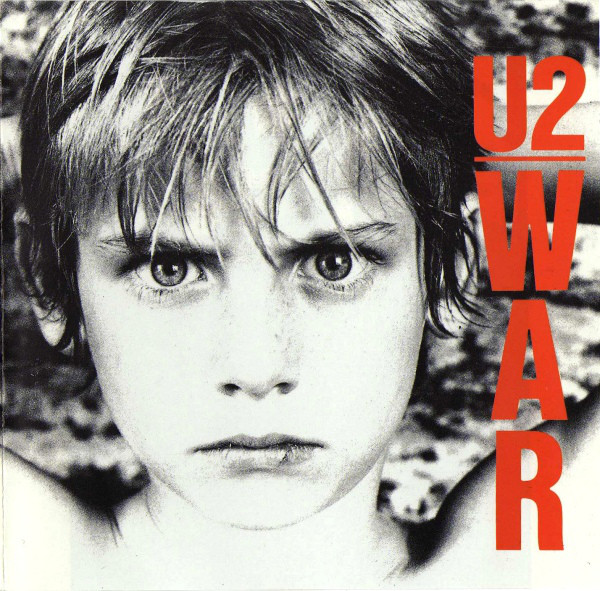 U2 War Vinyl