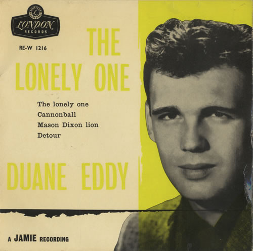 Eddy, Duane The Lovely One Vinyl