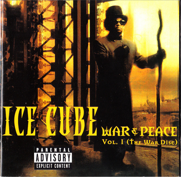 Ice Cube War & Peace Volume 1