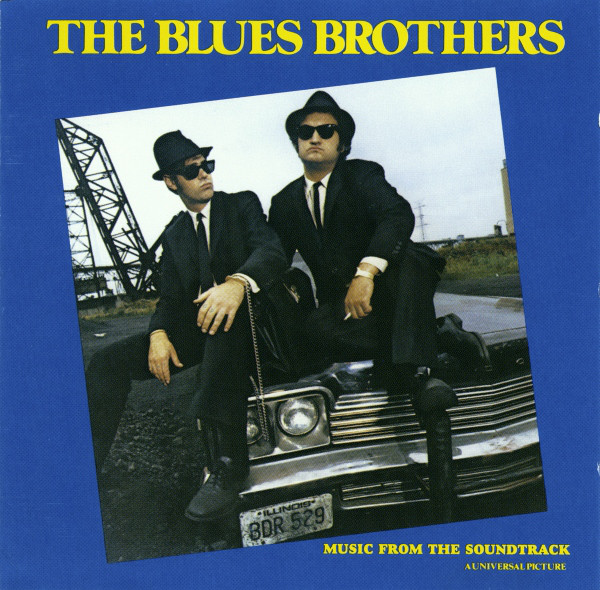 The Blues Brothers The Blues Brothers (Music From The Soundtrack)