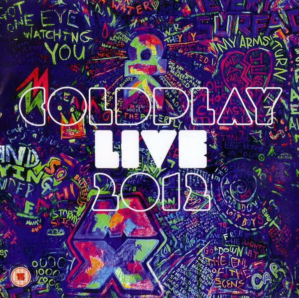 Coldplay Coldplay Live 2012