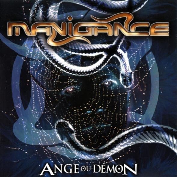 Manigance Ange Ou Demon Vinyl