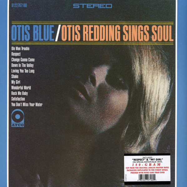 Redding, Otis Otis Blue / Otis Redding Sings Soul