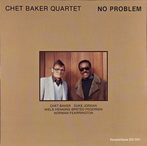 Chet Baker Quartet No Problem