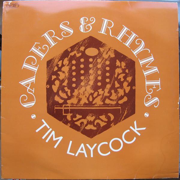 Laycock, Tim Capers & Rhymes Vinyl
