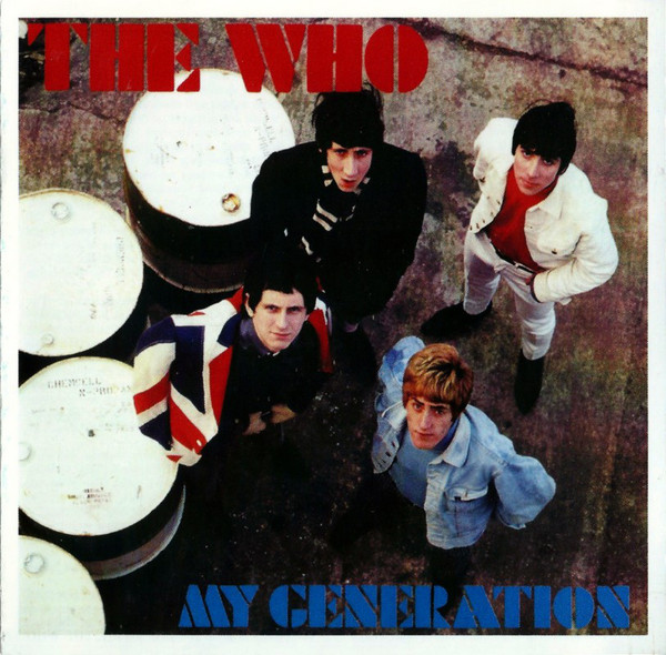 Who, The My Generation