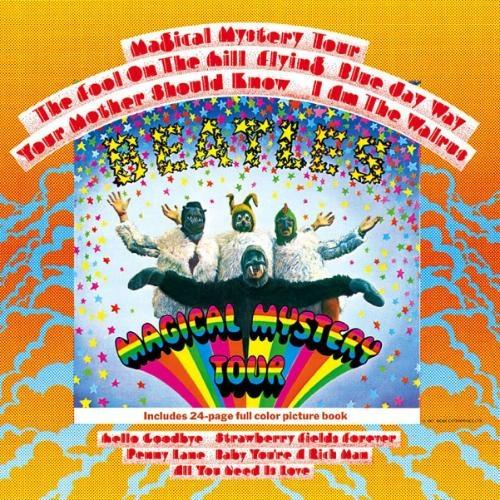 Beatles (The) Magical Mystery Tour Vinyl