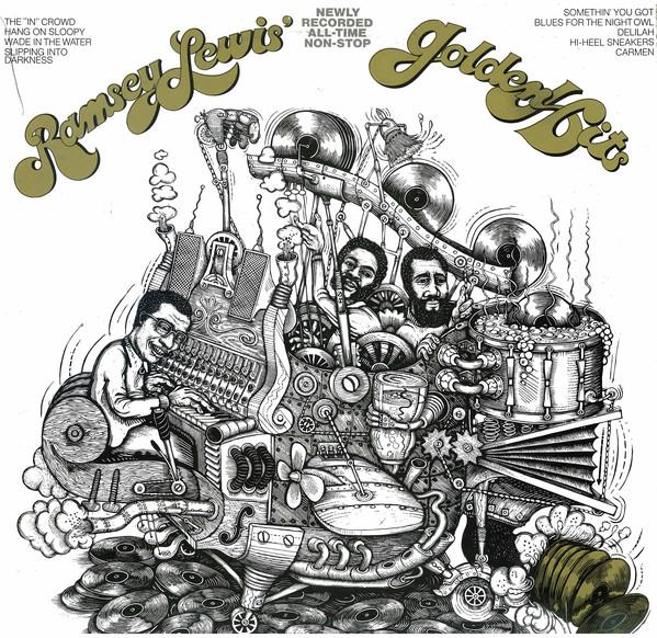 Lewis, Ramsey Golden Hits Vinyl