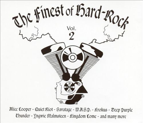 Various The Finest Of Hard-Rock (Vol. 2)