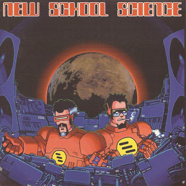 Jedi Knights New School Science CD