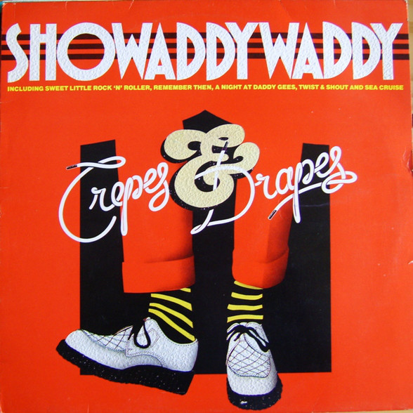 Showaddywaddy Crepes & Drapes Vinyl
