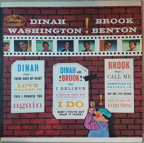 Dinah Washington And Brook Benton The Two Of Us Vinyl