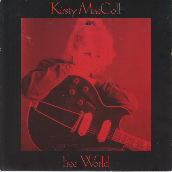 MacColl, Kirsty Free World Vinyl