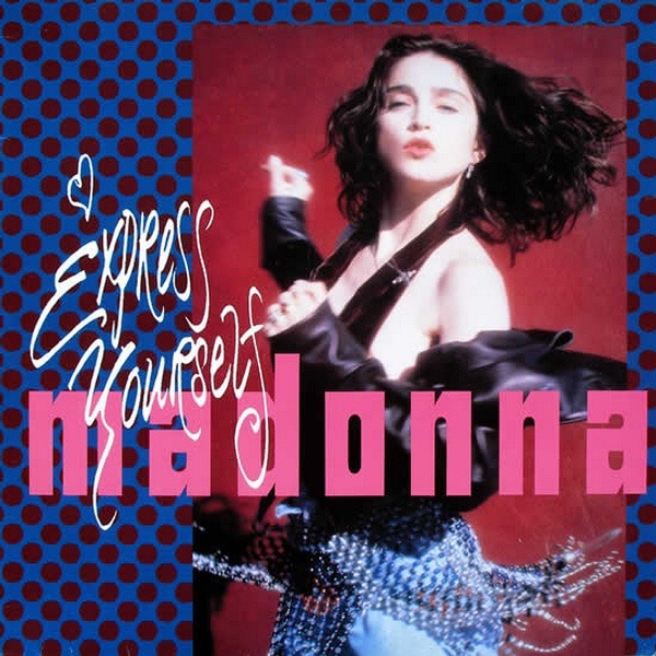 Madonna Express Yourself Vinyl