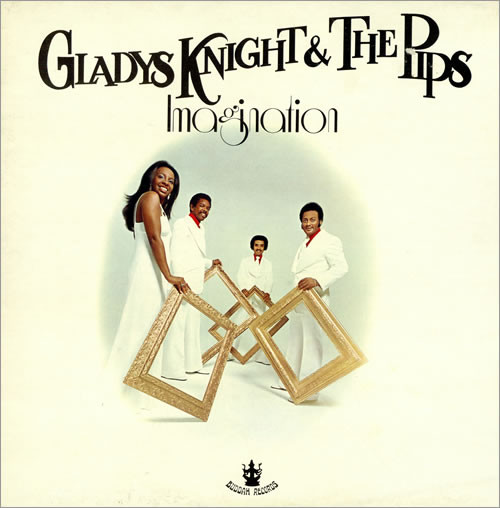 Knight, Gladys & The Pips Imagination Vinyl