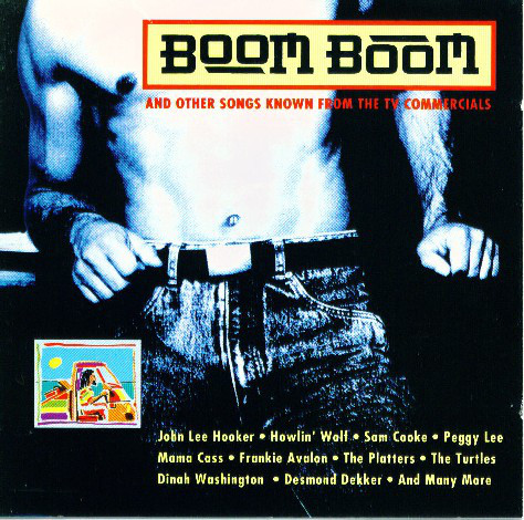 Various Boom Boom And Other Songs From The TV Commercials Vinyl