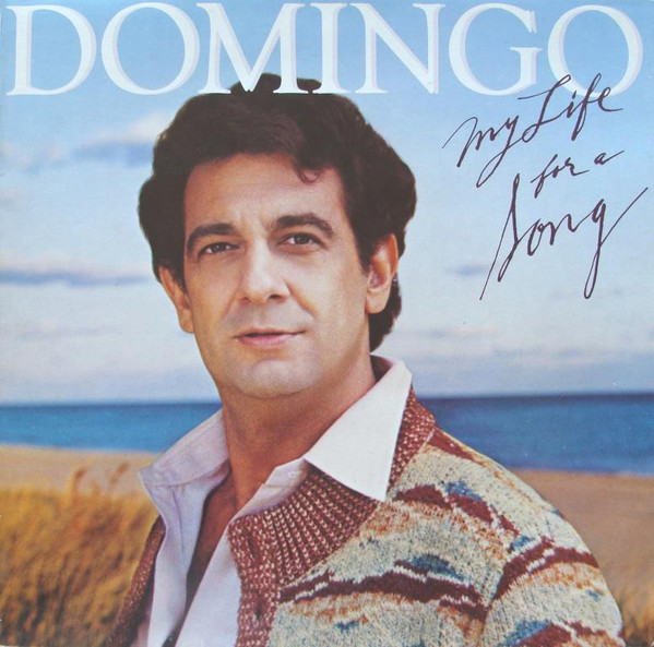 Domingo, Placido My Life For A Song Vinyl