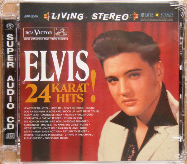 Presley, Elvis 24 Karat Hits!
