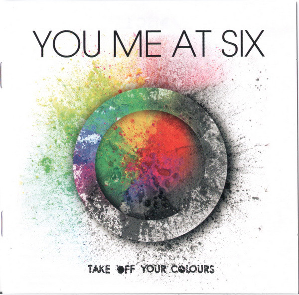 You Me At Six Take Off Your Colours CD