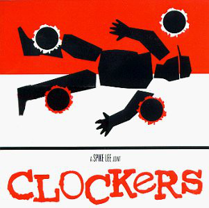 Various Clockers (Original Motion Picture Soundtrack) Vinyl