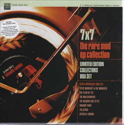 Various Artists 7 X 7 - The Rare Mod EP Collection