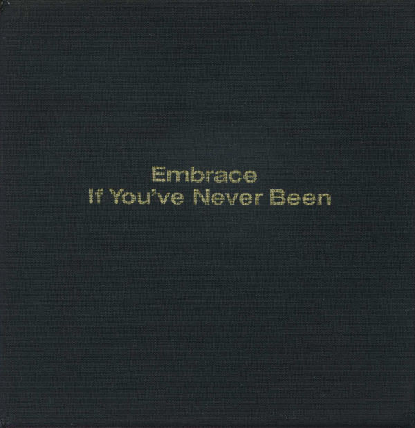 Embrace If You've Never Been CD