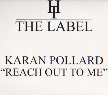 Pollard, Karan Reach Out To Me Vinyl
