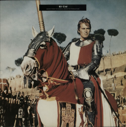 An MGM Original Soundtrack Album El Cid