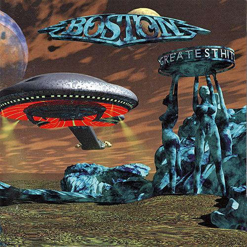 Boston Greatest Hits CD
