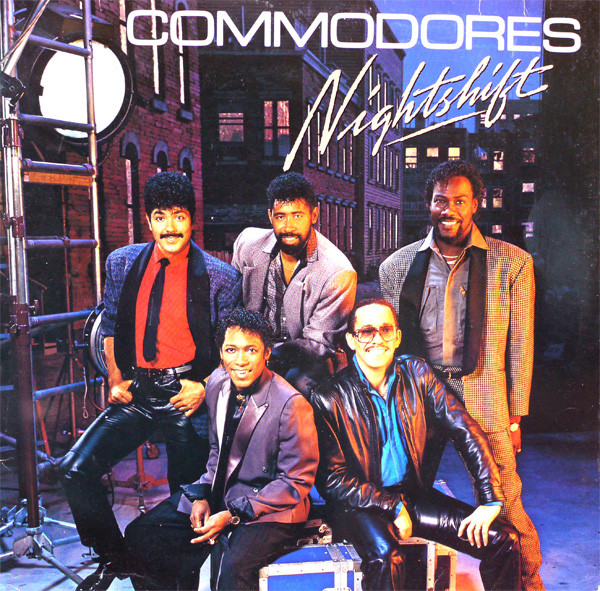 Commodores Nightshift Vinyl