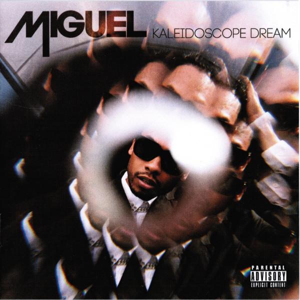 Miguel Kaleidoscope Dream Vinyl