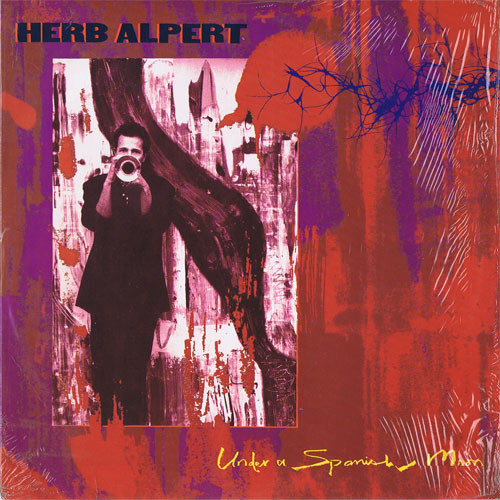 Alpert, Herb Under A Spanish Moon Vinyl