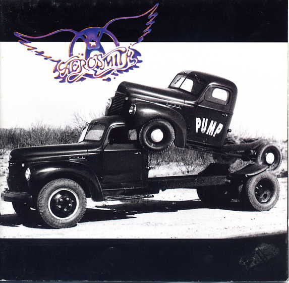 Aerosmith Pump