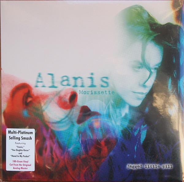 Morissette, Alanis Jagged Little Pill Vinyl