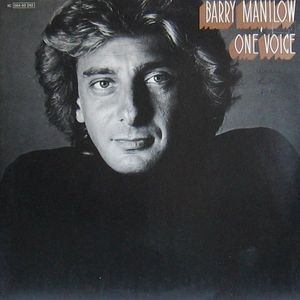 Manilow, Barry One Voice