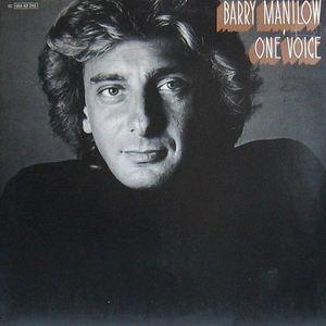 Manilow, Barry One Voice Vinyl